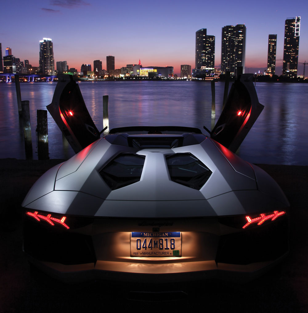 Lamborghini Aventador Lp 700 4 Roadster In Review By