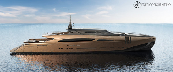 The-Belafonte-superyacht-side-view