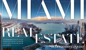 Miami Real Estate is booming again