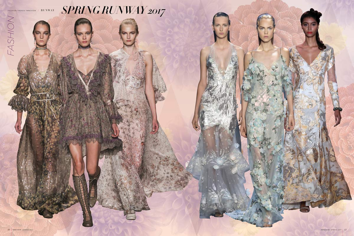 Spring Runway 2017 Luxury Magazine