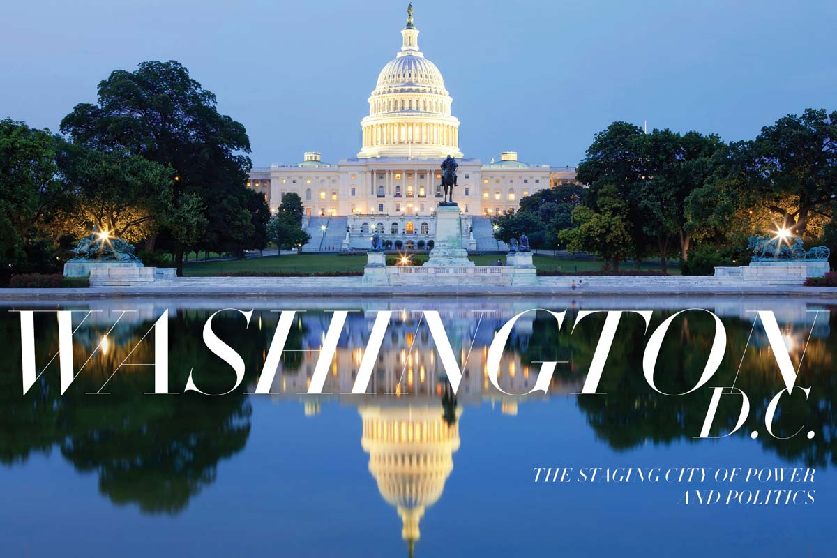 Washington in review magazine