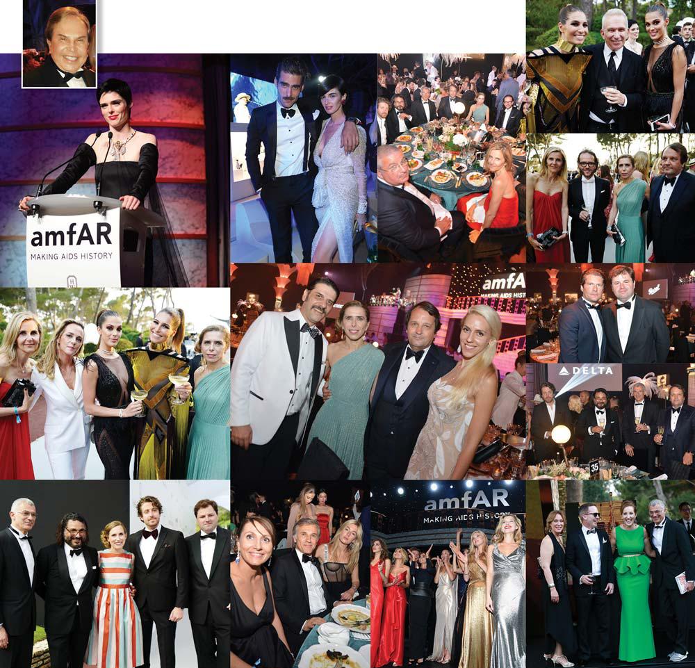 amfAR  Gala Cannes