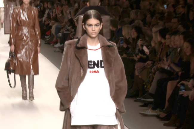 Fendi's Collection