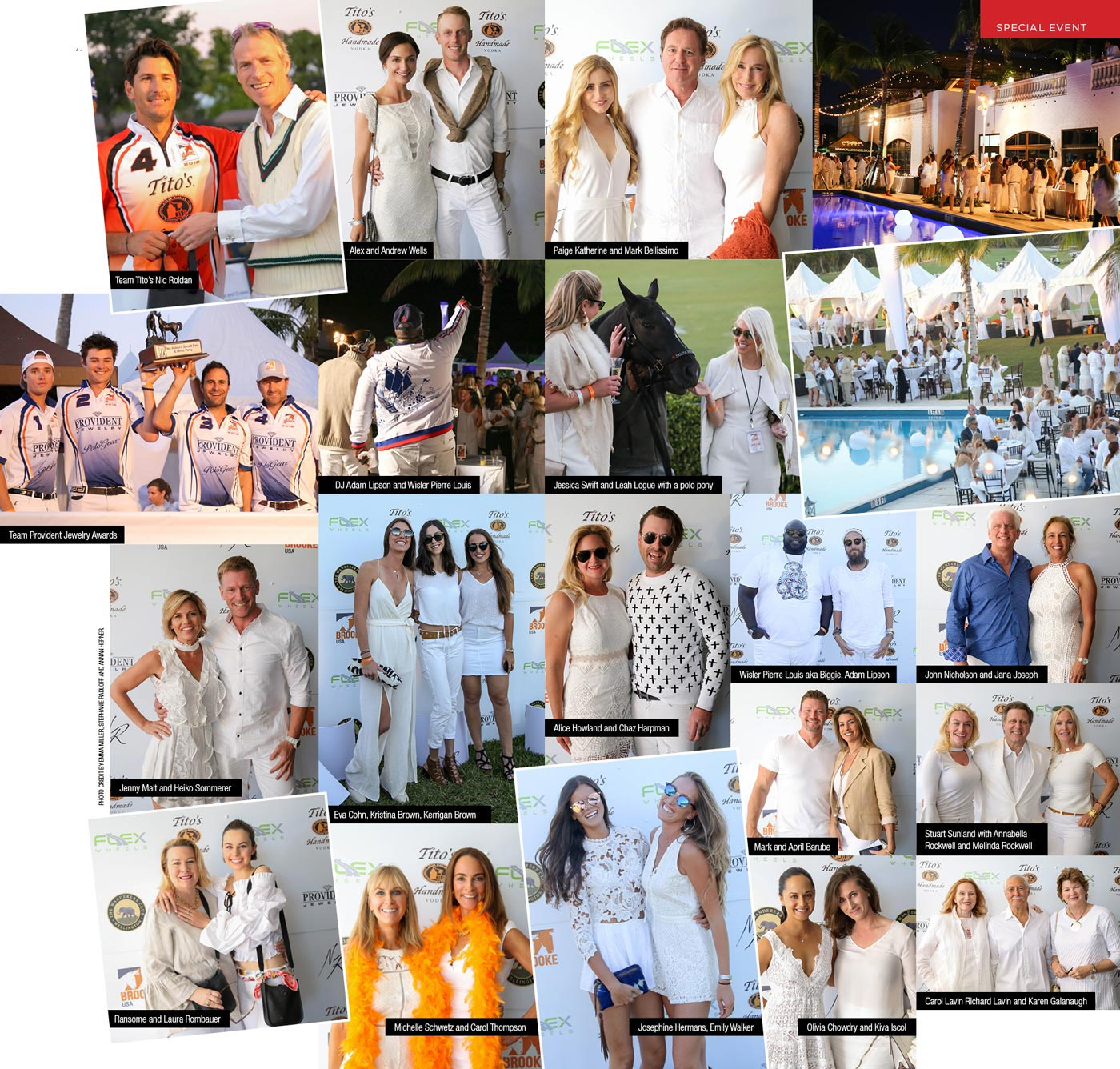 Nic Roldan's Sunset Polo & White Party