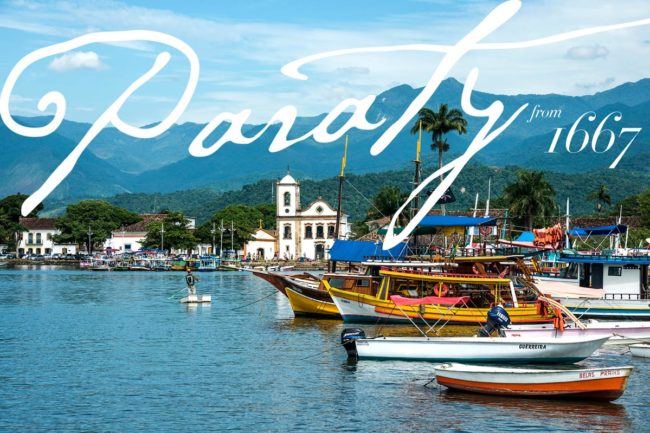 Paraty from 1667
