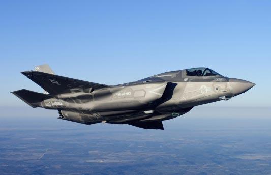 BOEING F-35