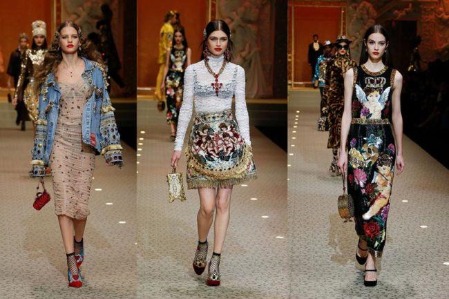 Dolce&Gabbana Fall Winter 2018 2019