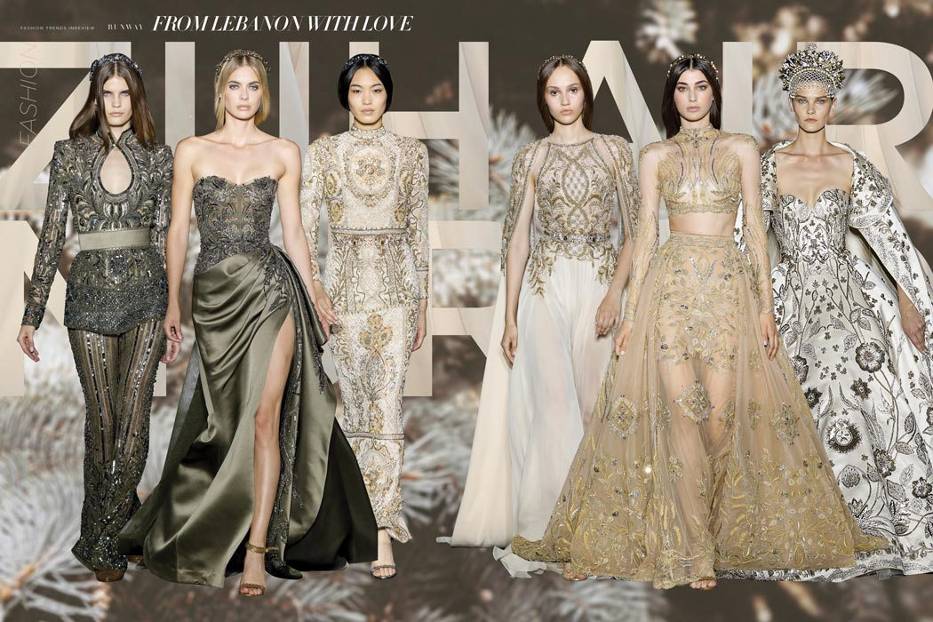 Zuhair Murad From Lebanon with Love