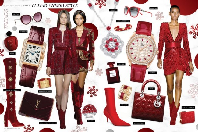 Fashion Trends Winter 2018